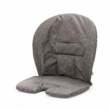 Купить подушка к комплекту-вставке stokke steps baby set, geometric grey, серый stokke 997093331