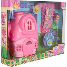 Купить игровой набор paula&friends кукольный домик ( id 9944310 )