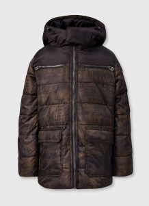Купить утеплённая куртка для мальчиков bj7r81