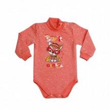 Купить боди babyglory супергерои, цвет: коралловый ( id 11457376 )