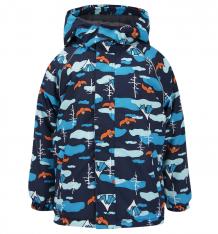 Купить куртка lappi kids', цвет: синий ( id 3348551 )