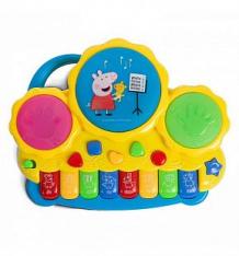 Игровой набор Peppa Pig Пианино с барабанами ( ID 8170531 )