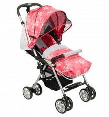 Купить прогулочная коляска corol s-12, цвет: красный/серый ( id 6067861 )