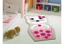 Купить confetti kids коврик kids kitty 12 мм 80х150 см