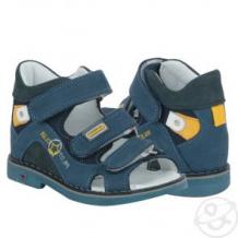 Купить сандалии bebetom, цвет: синий ( id 11658274 )