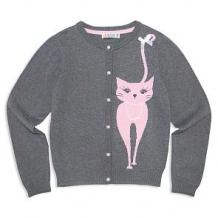 Купить кофта me&we, цвет: серый/розовый ( id 11062946 )