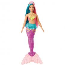 """Купить кукла barbie """"русалочка"""" с фиолетовым хвостом ( id 14198331 )"""