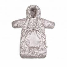 Купить сонный гномик конверт в коляску версаль, цвет: серый ( id 11556016 )