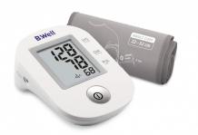 Купить b.well тонометр pro-33 (манжета m) индикатор аритмии pro-33
