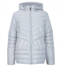 Купить куртка ovas амели, цвет: серебряный ( id 10378073 )