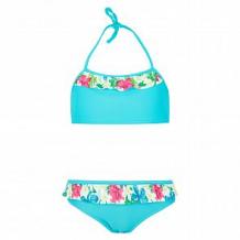 Купить купальник раздельный лиф/плавки cornette, цвет: бирюзовый ( id 10499135 )