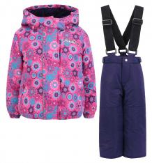 Купить комплект куртка/брюки ma-zi-ma by premont волшебная галактика, цвет: розовый ( id 6639841 )