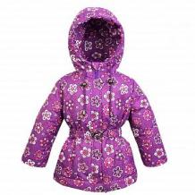 Купить куртка arctic kids, цвет: фиолетовый ( id 11309714 )