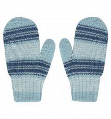Купить варежки чудо-кроха, цвет: голубой ( id 9976428 )