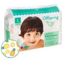 Купить подгузники offspring ананасы 9-13 кг, 36 шт ( id 17462128 )