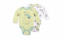 Купить happy baby боди длинный рукав 90028 2 шт. 90028
