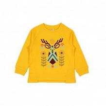 Купить джемпер cherubino, цвет: желтый ( id 11364214 )