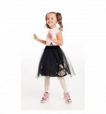 Купить юбка infunt, цвет: черный ( id 10420004 )