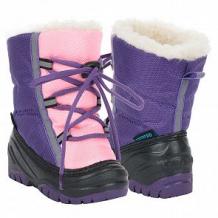 Купить сапоги ortotex, цвет: фиолетовый ( id 11533240 )