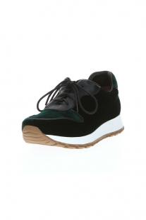 Купить кроссовки barcelo biagi 1702-1 зеленый