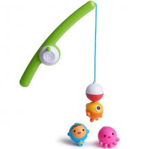 """Купить munchkin 11684 игрушки для ванны """"весёлая рыбалка"""""""