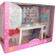 Купить набор кукол defa ужин ( id 10362566 )