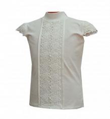 Купить блузка белый слон, цвет: бежевый ( id 12774388 )