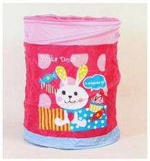 Купить корзина для игрушек зайка ( id 3695670 )