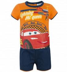 Комплект футболка/шорты Sun City 80891, цвет: оранжевый ( ID 2693498 )