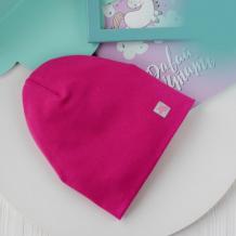 Купить hohloon шапка двухслойная с нашивкой маленький единорог шв20-03410467