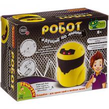 Купить французские опыты bondibon науки с буки: робот, идущий по линии 10925298