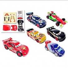 Купить tomy minifigures t88641 томи минифигурки тачки неоновые гонщики сборные фигурки (в ассортименте)