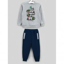Купить babycollection костюм для мальчика (свитшот, брюки) веселая дорога 632/ksw012/int/k1/006/p1/z*m