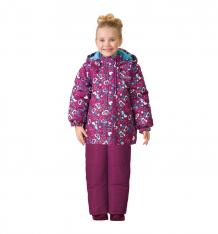 Купить комплект куртка/брюки ma-zi-ma by premont звезда любви, цвет: фиолетовый ( id 6639343 )