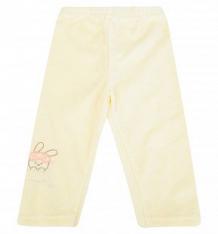 Купить брюки мелонс, цвет: желтый ( id 4584391 )