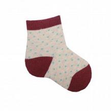 Купить носки akos, цвет: бежевый/розовый ( id 12576346 )