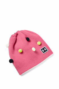 Купить шапка multi hair pom beanie under armour ( размер: 56-58 osfa ), 12924506