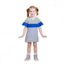 Купить платье mbimbo, цвет: белый/синий ( id 12589042 )