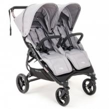 Купить коляска для двойни valco baby snap duo cool grey, серый valco baby 997036079