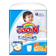 Подгузники-трусики Goon, М 6-12 кг, 58 шт. ( ID 3361343 )