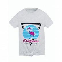 Купить футболка иново, цвет: серый ( id 12812134 )