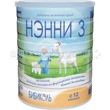 Купить бибиколь нэнни 3 молочная смесь на основе козьего молока от 1 года 800 г 9421025231131