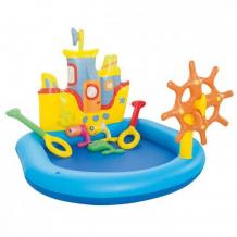 Купить bestway игровой бассейн кораблик бв52211