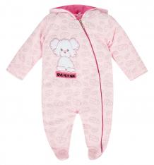 Купить комбинезон koala milus, цвет: розовый ( id 8847763 )