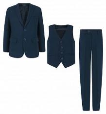 Купить костюм брюки/пиджак/жилет rodeng, цвет: синий ( id 9399517 )