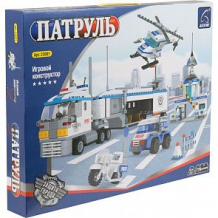 Купить конструктор ausini полиция (779 дет.) ( id 9813780 )