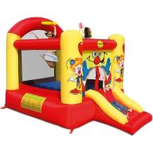 """Купить надувной батут с горкой """"клоун"""", happy hop ( id 5530655 )"""