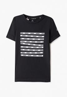 Купить футболка спортивная adidas ad002ebfkol4cm152