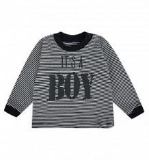 Купить джемпер мелонс boy, цвет: синий ( id 9947316 )