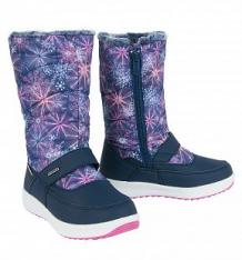 Купить сапоги twins, цвет: фиолетовый ( id 9717126 )